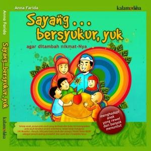Sayang, Bersyukur Yuk... (buku parenting)