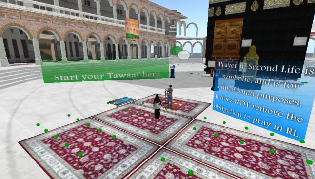 Ali menjadi imam shalatku di depan Ka'bah